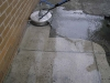 High Pressure Water Cleaning